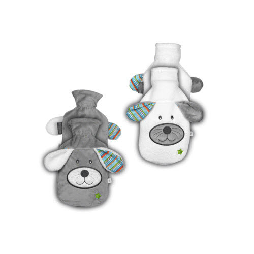 Fashy 파쉬 보온물주머니 강아지 폴리커버 (커버+물주머니) 0.8 L 1개 + 1개 증정 (색상 /상품 랜덤발송)