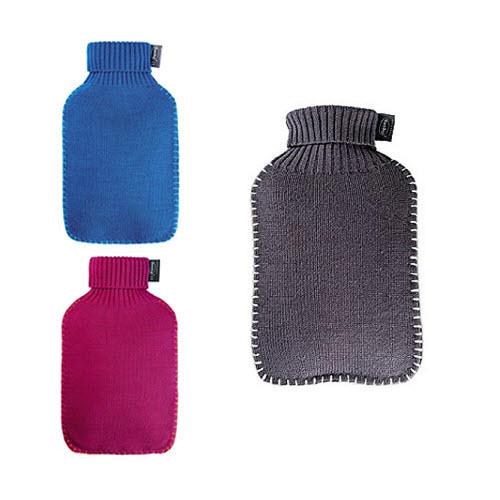Fashy 파쉬 보온물주머니 터틀넥 커버 (커버+물주머니) 2.0 L - 3개 + 3개 증정 (색상 /상품 랜덤발송)