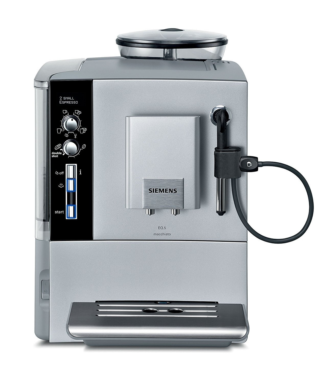 Siemens EQ.5 Kaffeevollautomat TE503201RW, silber