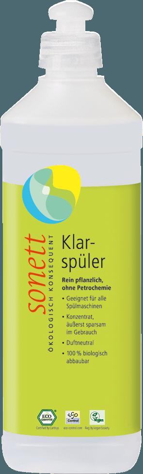 소네트 식기세척기용 액상 세제 500ml - 한국 익일 발송