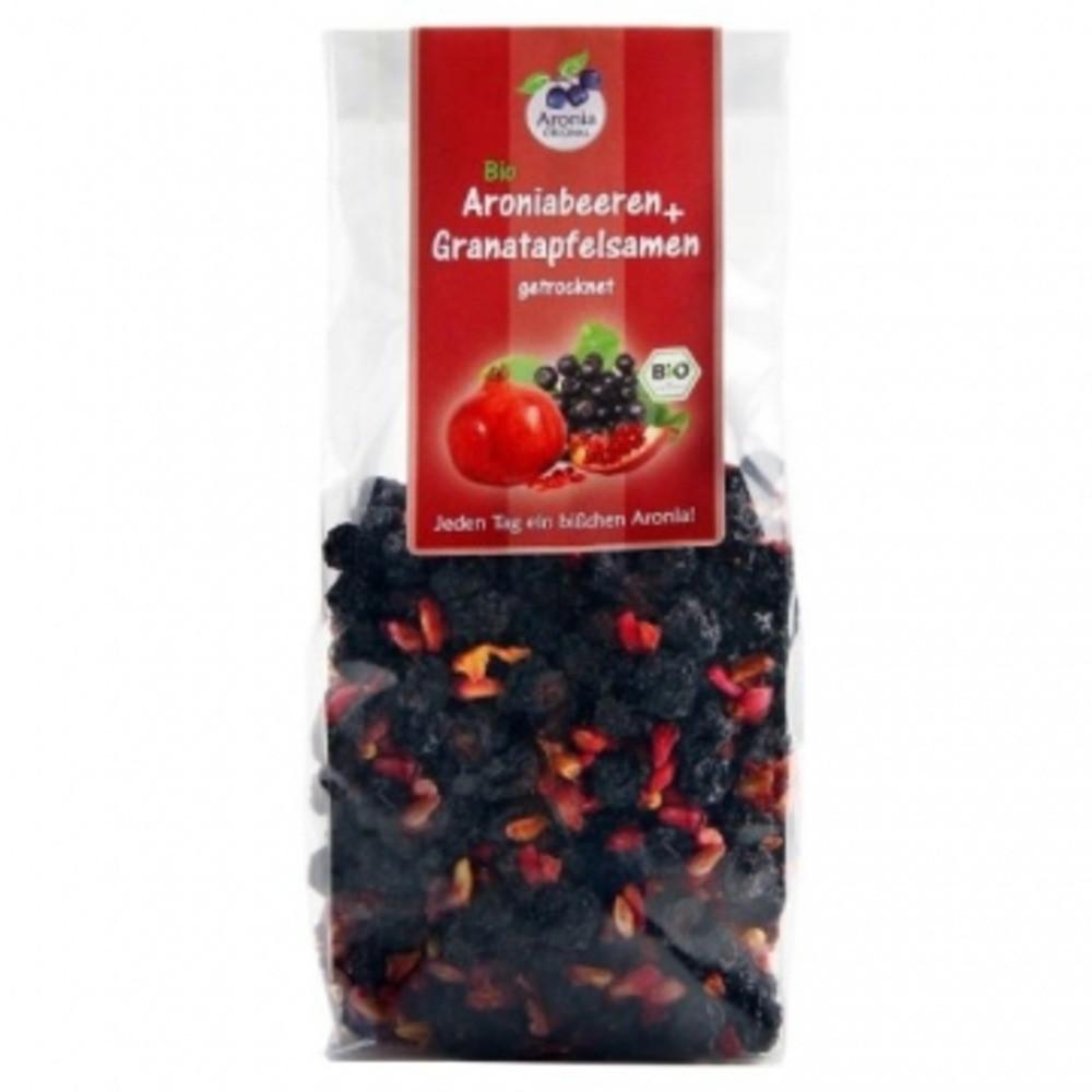아로니아 오리지날 유기농 건조 아로니아베리&석류씨  125g