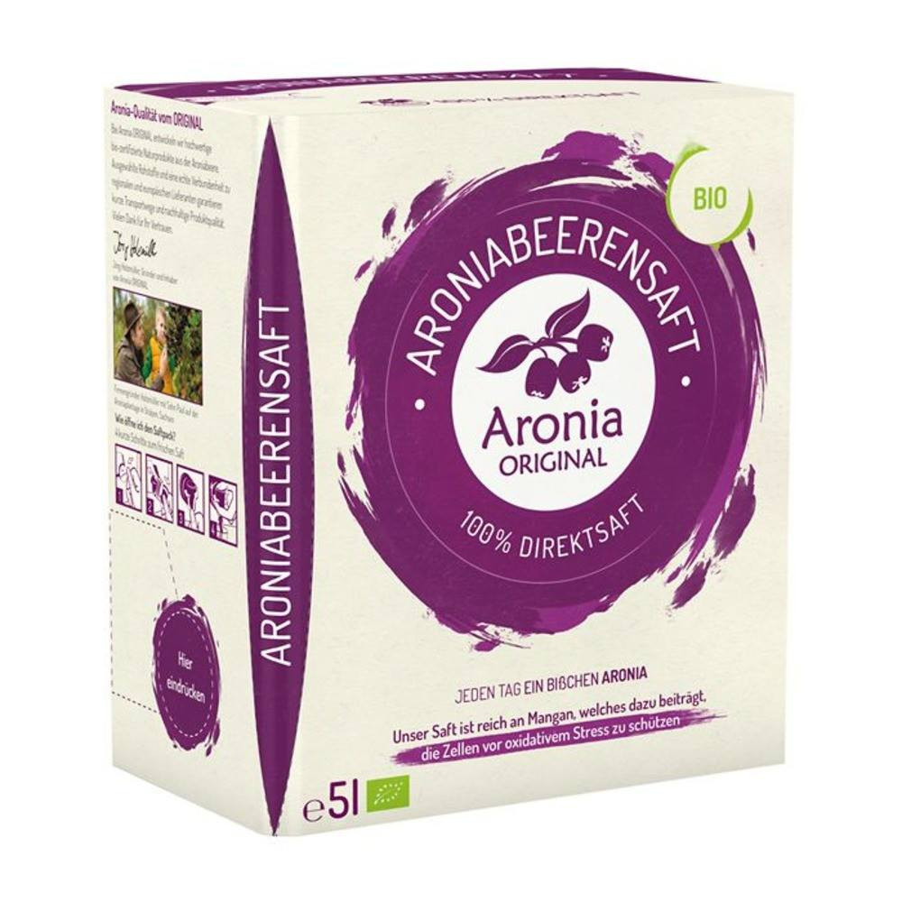 아로니아 오리지날 유기농 아로니아 원액쥬스 5L