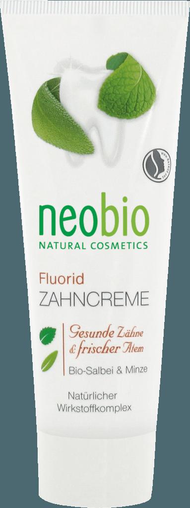 네오비오 치약 (불소함유) 75ml x6