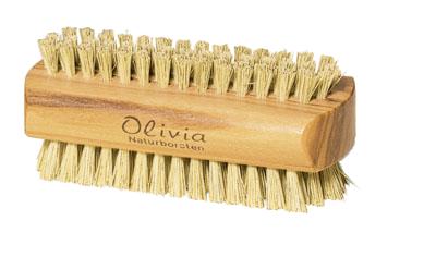 레데커 올리브나무 네일브러쉬, 밝고 딱딱한 브러쉬