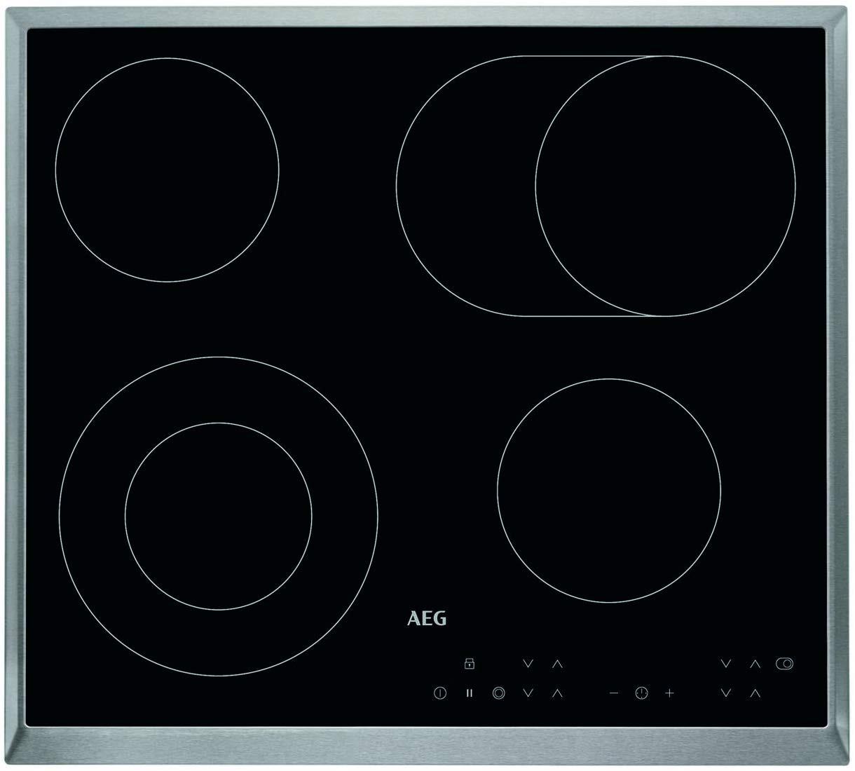 AEG HK6542H1XB   Induktionskochfeld Öko-Timer / OptiFit Frame