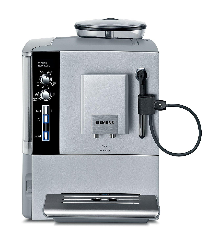 Siemens TE503501DE 전자동 에스프레소 커피머신 EQ.5 macchiato 실버