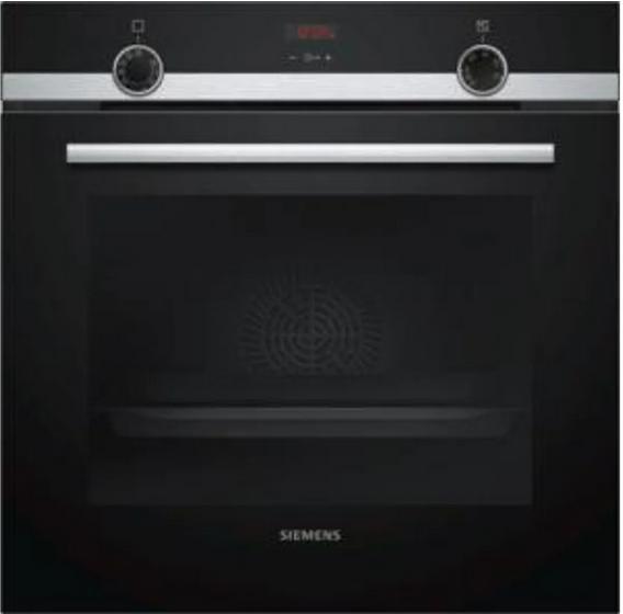 Siemens HB23GB555 Backofen Edelstahl Backofen-Tür mit softClose