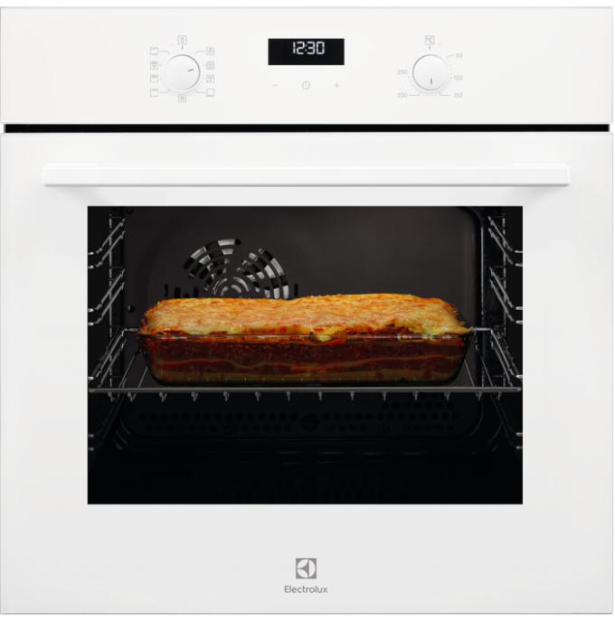 [프로모션상품] 일렉트로룩스  EZF5C50V  시리즈 600 서라운드 쿡  전기오븐 2년 A/S - 설치비별도