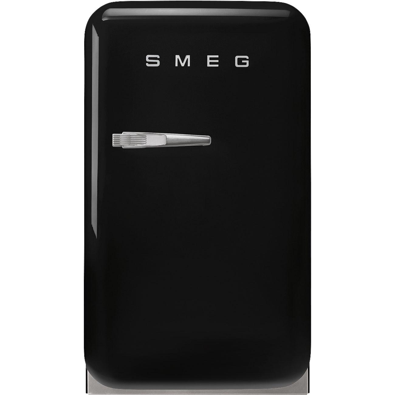 스메그 FAB5LCR5 냉장고 블랙 - 우측손잡이