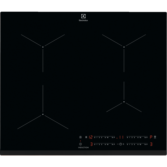 [프로모션상품] 일렉트로룩스 CIT61443 인덕션 프리존  A/S 2년 - 설치비별도