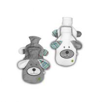 Fashy 파쉬 보온물주머니 강아지 폴리커버 (커버+물주머니) 0.8 L 2개 / 한정수량 파격세일 : 입고 상품으로 빠른배송 증정 (색상 /상품 랜덤발송)