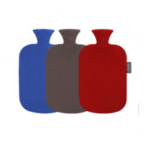 (한국직배송/색상랜덤)Fashy 파쉬 보온물주머니 기본형 커버 (커버+물주머니) 2.0 L - 2개 + 2개 증정 (색상 /상품 랜덤발송)