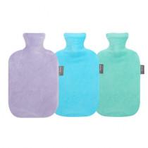 Fashy 파쉬 보온물주머니 니키벨로아 (커버+물주머니)  2.0 L - 3개 + 3개 증정 (색상 /상품 랜덤발송)