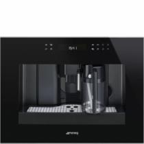 Smeg Einbau-Kompakt-Kaffeevollautomat CMS4601NX Dolce Stil Novo 45 cm