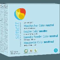 소네트 세탁용 분말세제 컬러 센서티브 1.2kg