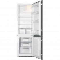 스메그 빌트인 냉장/냉동 콤비 C7280F2P 277리터