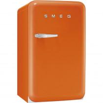 SMEG SMEG 50's Retro Style, Standkühlschrank mit 4****Gefrierfach, 60 cm Orange, Rechtsanschlag, Energieeffizienzklasse A+