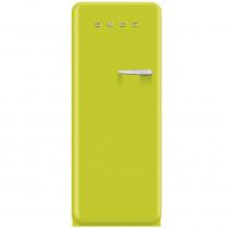 스메그 FAB28LVE1 냉장고 애플그린