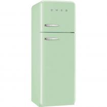 스메그 FAB30RV1 냉장고 파스텔 그린 - 좌측손잡이