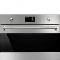 스메그 빌트인 콤팩트 스팀오븐 SF4390VCX1 Classici Design 스테인리스 스틸 45cm