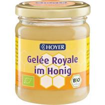 호이어 유기농 로얄젤리 꿀 6 x 250g