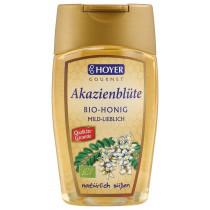 호이어 유기농 짜먹는 아카시아 꿀  6 x  250g