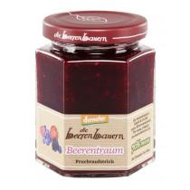디 베어렌바우언 유기농 과일스프레드 산딸기 6 x 200g