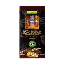 라푼젤 유기농 85% 카카오 다크초콜릿  12 x 80 g