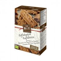 데 리트 유기농 초콜릿 커피비스킷 3 x 125g