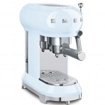 [카모마일몰15주년 프로모션포인트 500] 스메그 ECF01PBEU 반자동에스프레소머신 파스텔블루