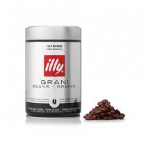 Illy Espressobohnen - Normale Röstung - 12 Dosen, 250gr.