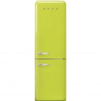 Smeg FAB32RVEN1 냉장고 애플그린 - 좌측손잡이