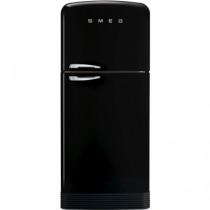 스메그 FAB50RBL 냉장고 블랙 - 좌측손잡이