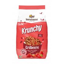 반하우스 유기농 크런치 딸기  375g x 6