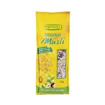 라푼젤 유기농 오리지널 뮈슬리 2kg