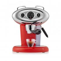 일리 X7.1 커피머신 레드