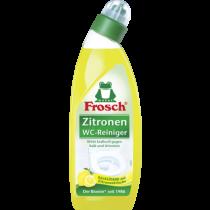 6 x Frosch Zitronen WC-Reiniger, 0,75 l