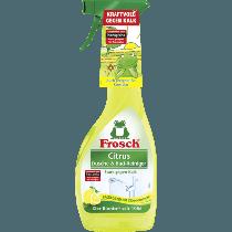6 x Frosch Citrus Dusche & Bad-Reiniger, 0,5 l