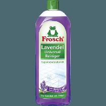 6 x Frosch Allzweckreiniger Lavendel, 0,75 l