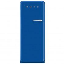 Smeg Standkühlschrank FAB28LBL1 50's Retro Style 4**** Gefrierfach Energieeffizienzklasse A++ Linksanschlag Blau 60 cm