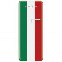Smeg Standkühlschrank FAB28LIT1 50`s Retro Style 4**** Gefrierfach Energieeffizienzklasse A++ Linksanschlag Italia 60cm