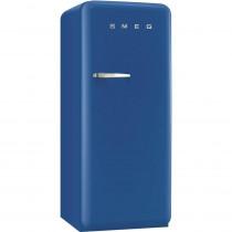 Smeg Standkühlschrank FAB28RBL1 50's Retro Style 4**** Gefrierfach Energieeffizienzklasse A++ Rechtsanschlag Blau 60 cm