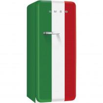 Smeg Standkühlschrank FAB28RIT1 50`s Retro Style 4**** Gefrierfach Energieeffizienzklasse A++ Rechtsanschlag Italia 60cm