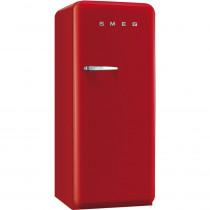 Smeg Standkühlschrank FAB28RR1 50's Retro Style 4**** Gefrierfach Energieeffizienzklasse A++ Rechtsanschlag Rot 60 cm
