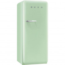 Smeg Standkühlschrank FAB28RV1 50's Retro Style 4**** Gefrierfach Energieeffizienzklasse A++ Rechtsanschlag Pastellgrün 60 cm
