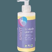 Sonett Handseife Lavendel, 0,3 ltr Flasche